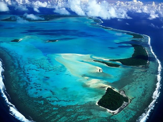 Причудливые острова мира
