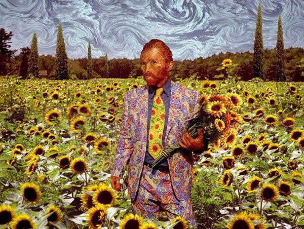 «Ван Гог и мастерская живописи» (Нидерланды)