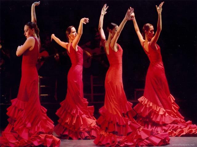 «Уроки фламенко» (Испания)