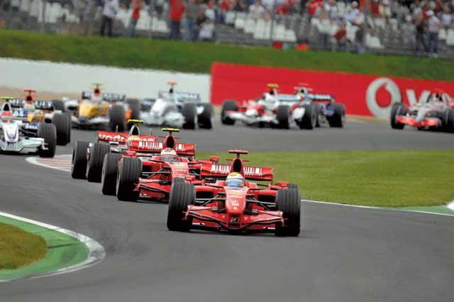 «Формула-1. Тест-драйв» (Испания)