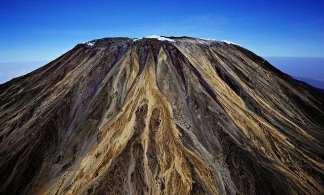 Восхождение на Килиманджаро (Маршрут Мачаме)