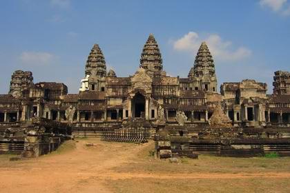 Камбоджа: Древние храмы Ангкора
