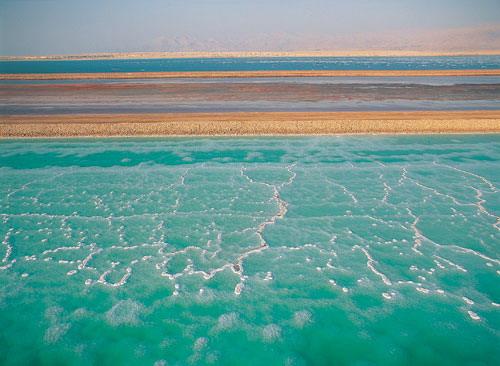Иордания: Три Водных Стихии