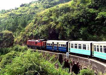 Туристический поезд Toy Train