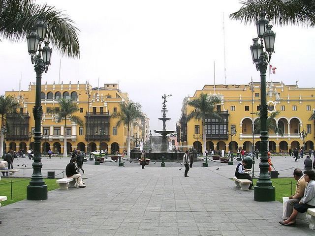 Незабываемый Перу