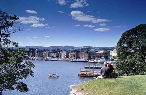 Незабываемый уикенд в Осло+Копенгаген