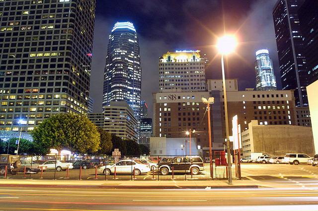 Лос-Анжелес - Лас-Вегас