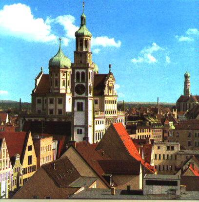 Летние курсы немецкого для молодежи Sprachcaffe (Огсбург)