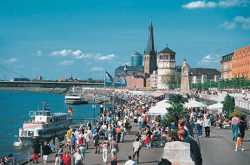 Круглогодичные курсы немецкого для взрослых Sprachcaffe (Дюссельдорф)