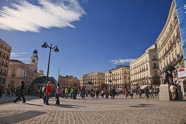 Круглогодичные курсы испанского для взрослых Sprachcaffe (Мадрид)