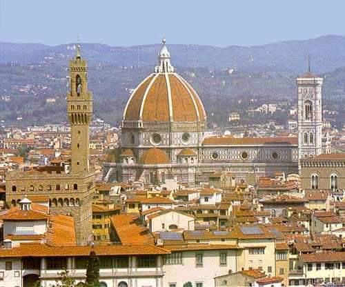 Круглогодичные курсы итальянского для взрослых Sprachcaffe (Флоренция)