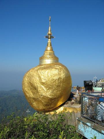 Мьянма: Золотые пагоды Мьянмы