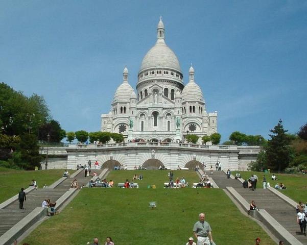 Круглогодичные курсы  французского для взрослых Sprachcaffe (Париж)