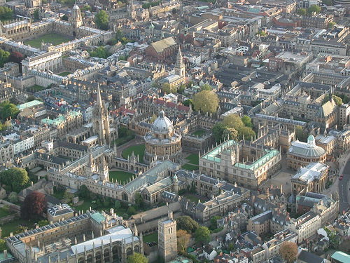 Школа для взрослых Regent (Оксфорд)