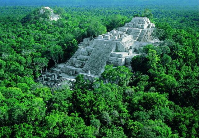 Путешествие в мир колонизаторов и Майя