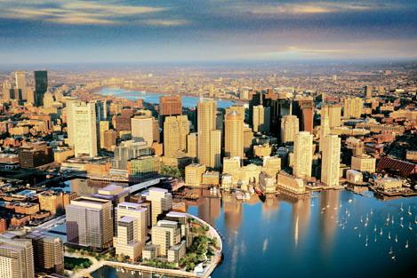Круглогодичные курсы английского для взрослых European Centre Boston (Бостон)