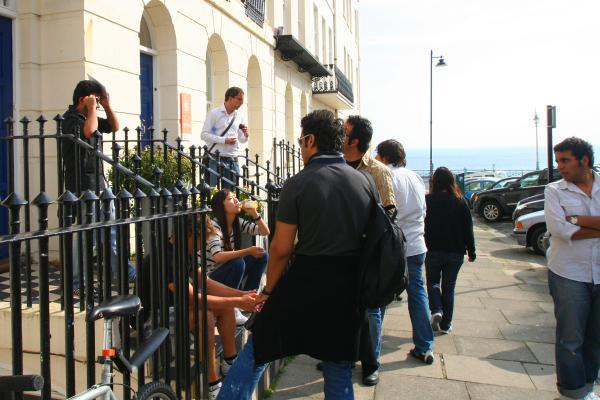 Круглогодичные курсы английского для взрослых European Centre Brighton (Брайтон)