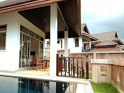 Аренда частных вилл - Villa Baan Rim Taan (Остров Пхукет)