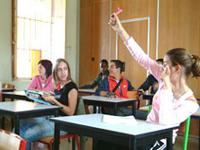 Летние курсы французского языка для детей и подростков в ATOLL (Прованс, Йер)