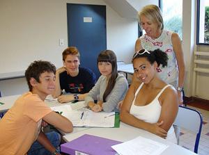 Летние курсы французского языка для детей и подростков International House Nice (Ницца)