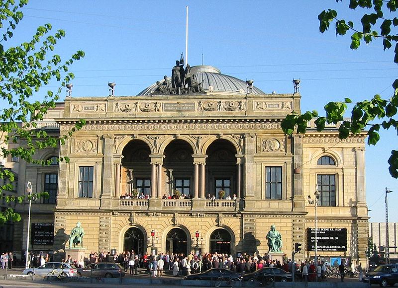 Уикенд в Копенгагене