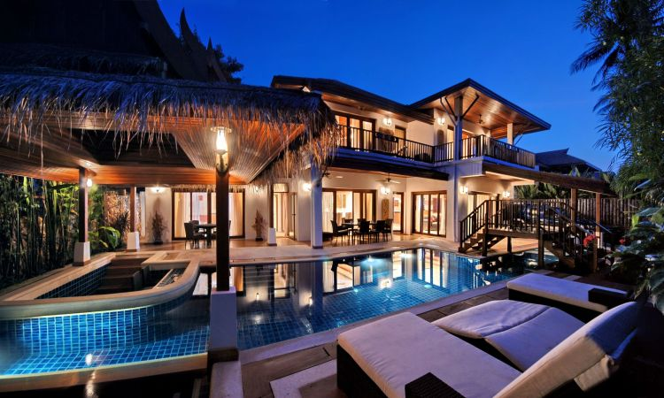 Аренда частных вилл - комплекс вилл Samui Beach Village (Остров Самуи)