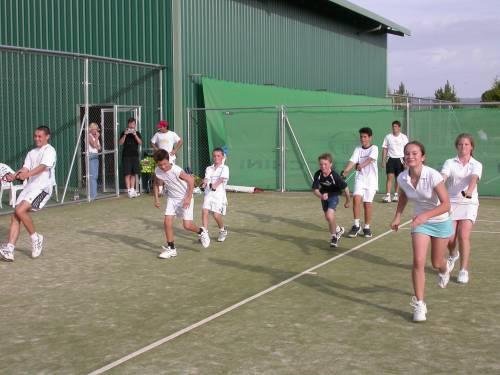 Теннисная летняя академия для школьников «ХК Ферреро»