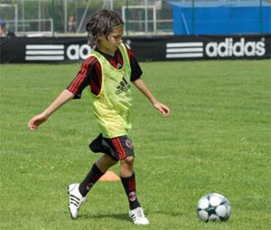 Летние каникулы с футбольным клубом AC Milan в Италии, Jesolo di Venezia (море)
