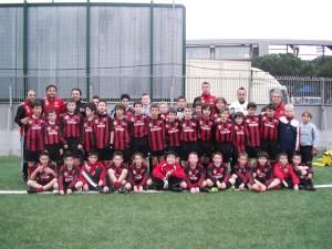 Летние каникулы с футбольным клубом AC Milan в Италии, Lignano Sabbiadoro (море)