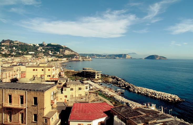 Экскурсионная программа Неаполитанская Ривьера + отдых на море.