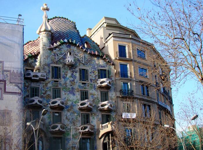 Блиц Барселона