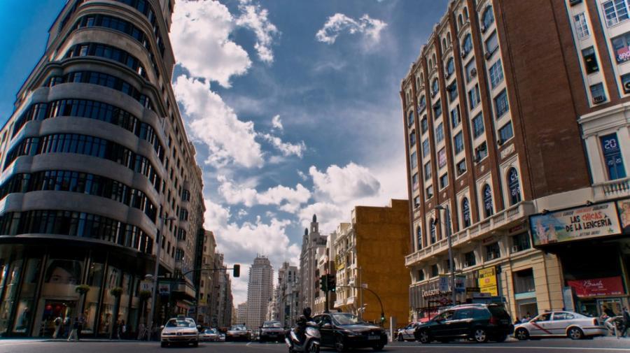 Незабываемый Мадрид