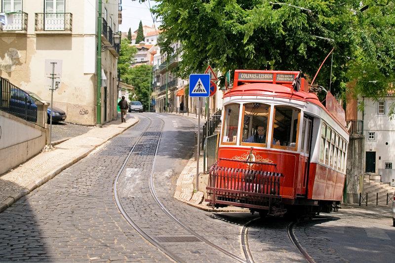 Знакомьтесь, Лиссабон!