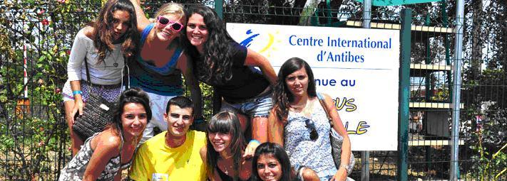 Летние курсы французского языка для детей и подростков Centre International d'Antibes (Антиб/Жуан-ле-Пен)