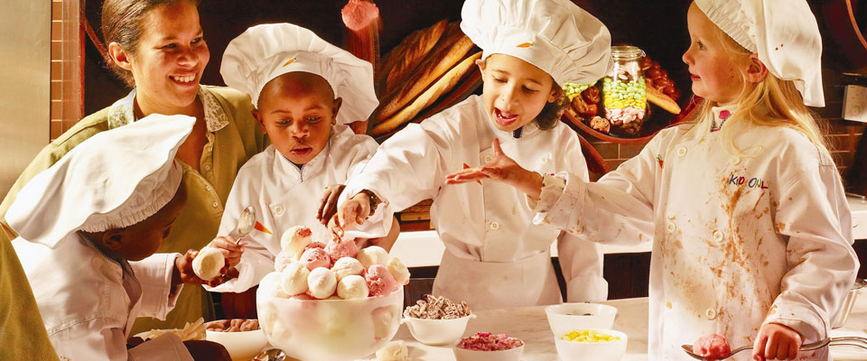 Кулинарная школа «Вкус Турции» с Энгин Акин