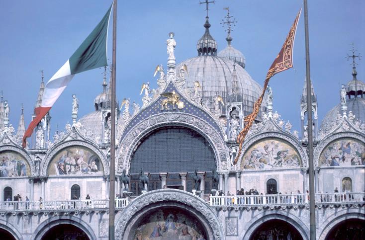 Все краски Италии