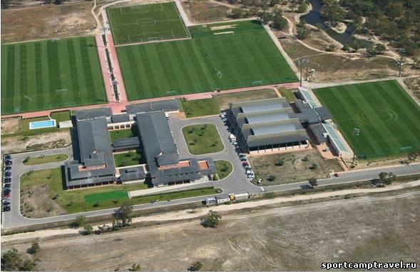 Футбольный лагерь FC Sporting