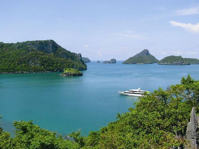 Остров Самуи + остров Панган + Бангкок