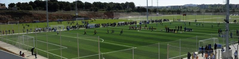 Спортивный комплекс Futbol Salo (футбол + английский)